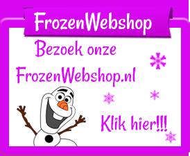frozen webshop