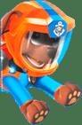 paw patrol -zuma