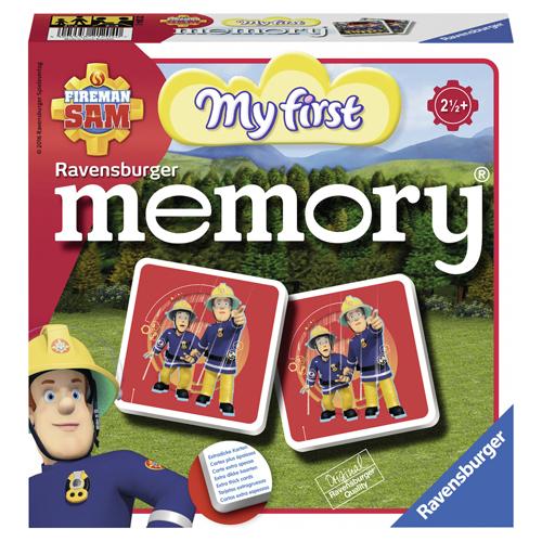 Brandweerman Sam Mijn eerste Memory