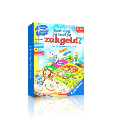 zakgeld-spel-ravensburger