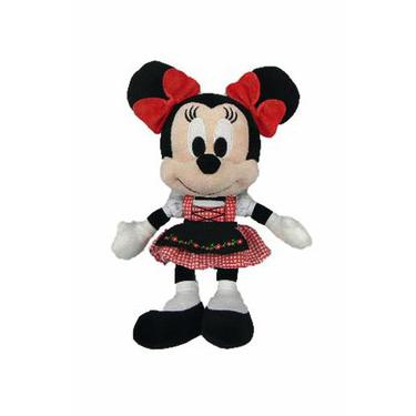 Disney Plush Figure Bavarian Minnie Mouse 25 cm